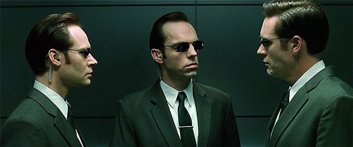 agent-smith-and-colleagues