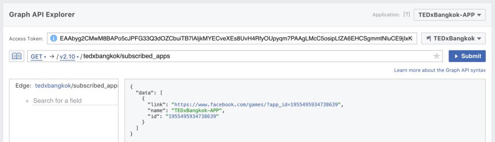 facebook graph api application-data