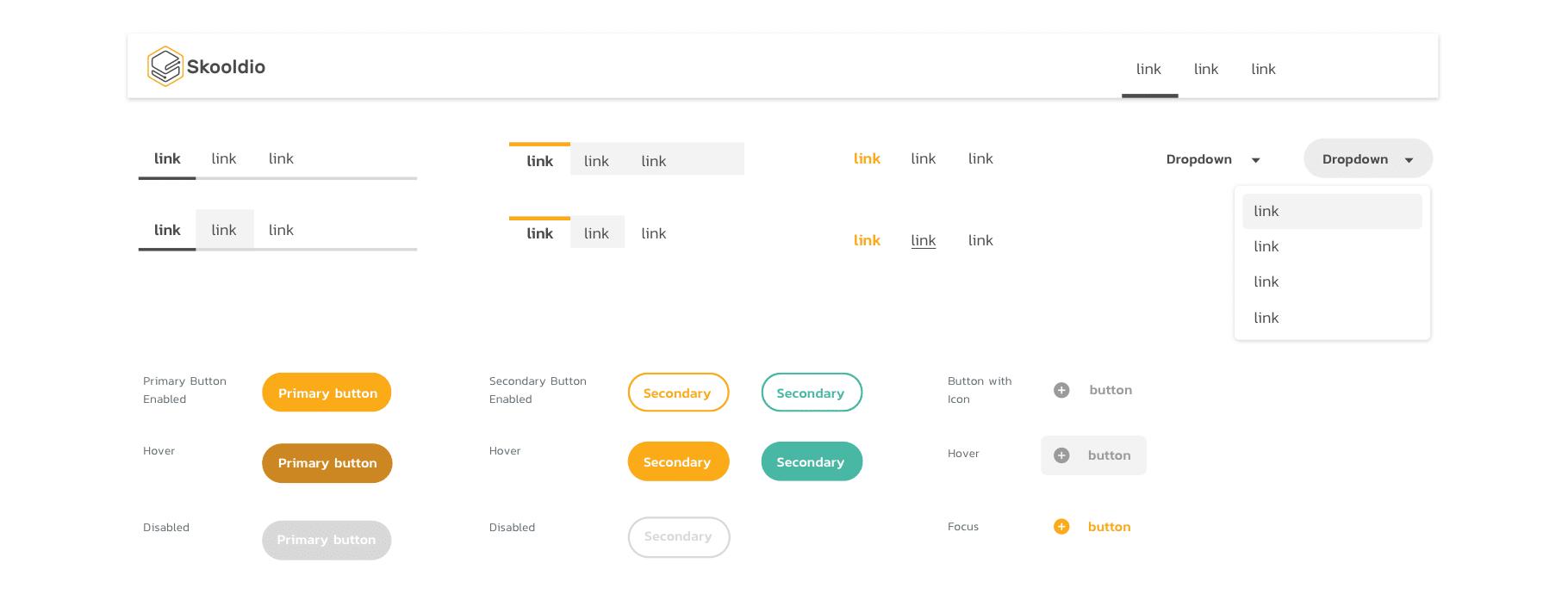 Skooldio Design System